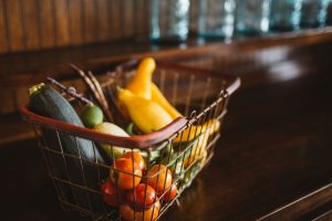 Healthy food basket that makes you more sexually active